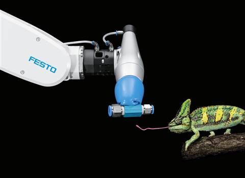 Festo - FlexShapeGripper