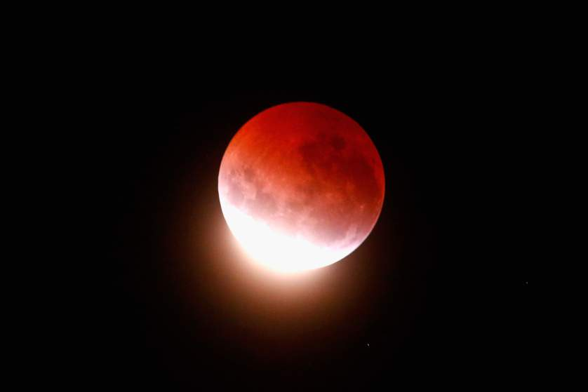 blood moon eclipse nasa live - photo #21