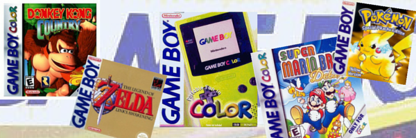Super Mario Bros. Deluxe, Zelda, Pokeman, Donkey Kong Country … I've got to figure out what I want to play first!