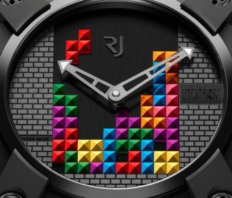 Romain Jerome - Tetris